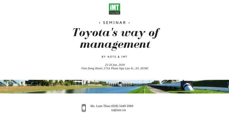 Toyota Management System_Vien IMT