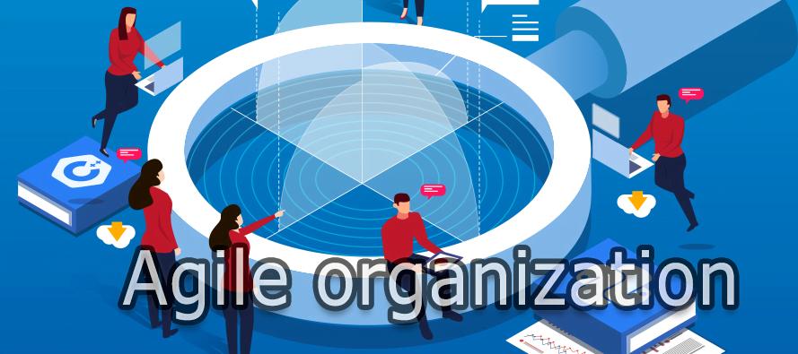 Thế nào là một tổ chức agile